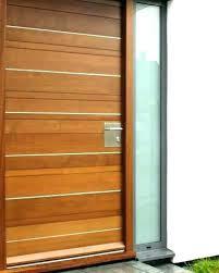 Modern Front Entry Door Hardware Contemporary Front Door Handles