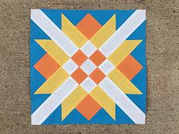 Barn Quilt Block of the Month – Railroad Crossing & This month's block is Railroad Crossing! There are several different blocks  with this name, but I came across this variation in a couple different  places ... Adamdwight.com