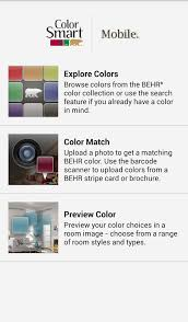 ColorSmart by BEHR® Mobile App Ranking and Store Data | App Annie