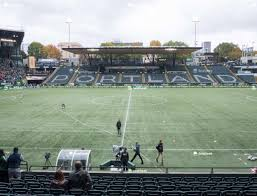 Pge Park Seating Chart Providence Park Section 118 Seat Views Seatgeek
