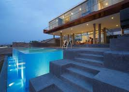 infinity pool beach house. View In Gallery Stunning-ultramodern-beach-house-with-glass-walls-4- Infinity Pool Beach House I