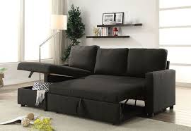 hilton charcoal linen sectional sofa