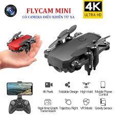 Máy bay điều khiển từ xa] flycam mini,flycam giá rẻ LF606 có camera