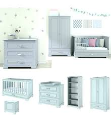 grey nursery furniture. Baby Furniture Set Grey Sets Monochrome Carpet Pattern Cribs Nursery Dresser Cupboard Room P