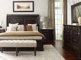 Furniture Collection One Platform Sleigh Bed