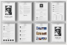 Extended Resume Template Modern Resume Templates Docx To Make Recruiters Awe