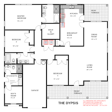 Small Picture Ghana Dypsis House Floor Plans