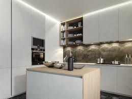 Kitchen Design Modern Amazing Small Modern Kitchen Design With White Sofa And Cushions