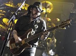 <b>Lemmy</b> Kilmister: What really gets his <b>motor</b> running - Baltimore Sun