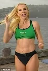 Aerobics Oz Style stars share health and fitness tips     Express Digest