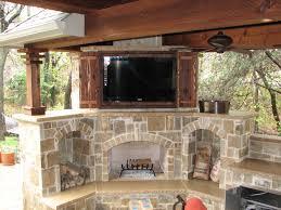 Over The Fireplace Tv Cabinet Tv Installations Unisen Media Llc