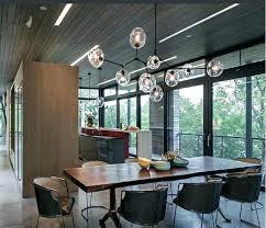 glass globe chandelier glass globe chandelier modern bistro hang clear ball pendant lighting glass globe chandelier
