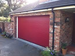 henderson garage doorHenderson Chester Premier insulated roller garage door  Henderson