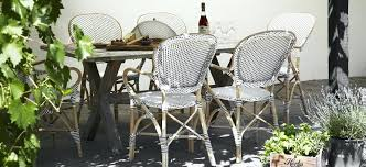 french bistro outdoor furniture french bistro style outdoor furniture