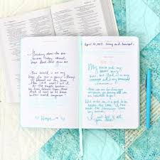 Write The Word Journal Cultivate Hope Words Bible