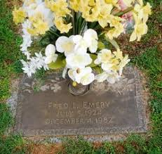 Fred Lonnie Emery (1924-1982) - Find A Grave Memorial