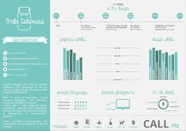 top 25 ideas about infographic resume