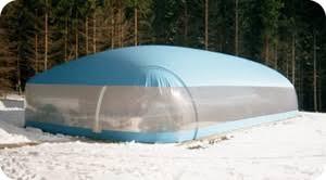Pool Domes Ameri Dome Inground Swimming Pool Enclosures