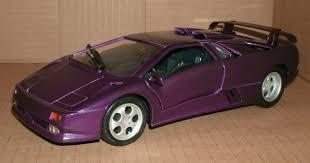 Nice Amazing 1/18 Scale 1994 Lamborghini Diablo SE30 Jota Diecast ...