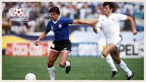 Argentina v Uruguay: The Rio de la Plata Derby | 1986 FIFA World Cup -  YouTube