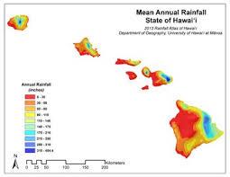 Hawaii Rainfall Chart Climate Of Hawaii Wikipedia