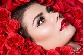 vesna obradovic makeup artist photographer work by makeup artist vesna obradovic demonstrating beauty makeup
