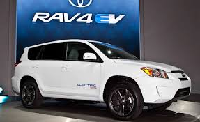 Toyota Confirms Electric RAV4 Will Be Sold to General Public ...
