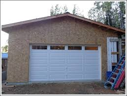 14 foot garage door