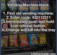 How To Break Into A Vending Machine For Money Fascinating Pin By Dana Duncan On Braces Pinterest Vending Machine Life