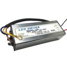 10W LED Driver Adapter AC 85-265V to DC 24-38V IP65 ... - SUNSKY