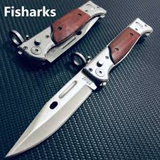 Collection Military Assisted Open Pocket Knife <b>Tactical</b> Hunting ...
