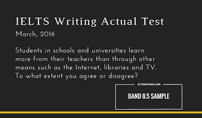 ielts writing actual test in band argumentative  com ielts writing band 9 essay education for children