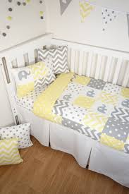Lemon And Grey Bedroom Palette Profile Yellow Gray And White Interiors Contemporist