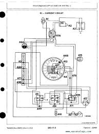 john deere 2755 wiring diagram John Deere 4300 Wiring Diagram Wiring Diagram for John Deere 4310 Tractor