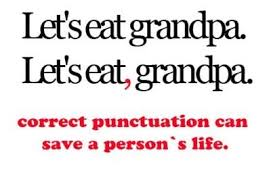 Punctuation Quotes Funny Grandpa Haha Lol Punctuation Quotes Inspiring