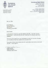 Reference Letter For Kordell Norton For Keynote Speech To High