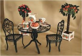 dollhouse outdoor furniture. Outdoor Dollhouse Furniture Goods Sets