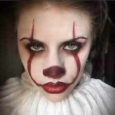 if you re going to think any horrific clown face is cute then at least let this be the one on the other hand if you ve run out of ways to tell