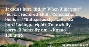 Concussion Quotes Enchanting Concussion Quotes Impressive Concussion Quotes Best 48 Quotes About