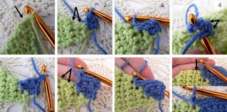 Crochet Patterns For Beginners Step By Step Stunning Ten Stitch Blanket Crochet Pattern ⋆ Look At What I Made
