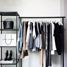 Wardrobe Coat Rack Mesmerizing Clothes Rack Tumblr Google Search MYFUTUREHOUSE Pinterest
