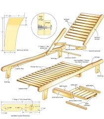 reclining lounge chair canadian home work wooden lounge chair plans
