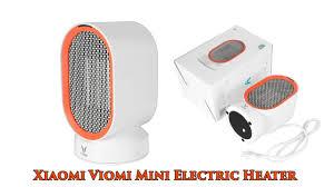 Xiaomi <b>Viomi</b> Mini <b>Electric Heater</b> - YouTube