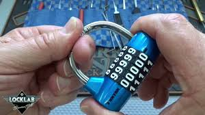how to pick a master lock. (849) How To Pick 5-Digit Combo Locks A Master Lock W