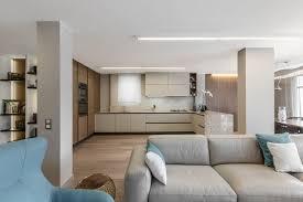 Elegant living room interior deign by NG Studio