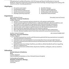 Best Solutions Of Stirring Medical Technologist Resume Sample ...
