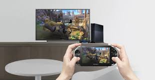 PS4 Remote Play and Second Screen for PS Vita