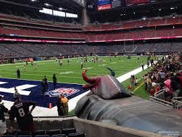Nrg Stadium Section 113 Houston Texans Rateyourseats Com