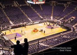 Suns Stadium Seating Chart Talking Stick Resort Arena Section 222 Phoenix Suns