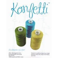Wonderfil Thread Charts Wonderfil Konfetti Thread Colour Chart